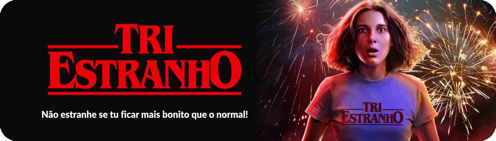 Banner capa Tri Estranho